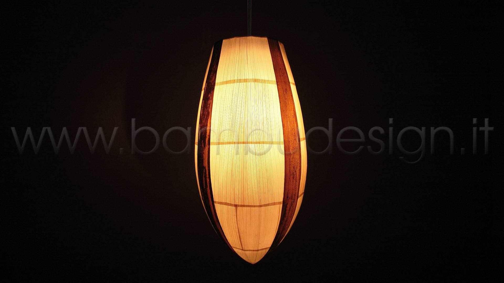 Moon Lampada H45 Singola Mais E T Banano Diam20 Sospensione Kc3Tl1JF