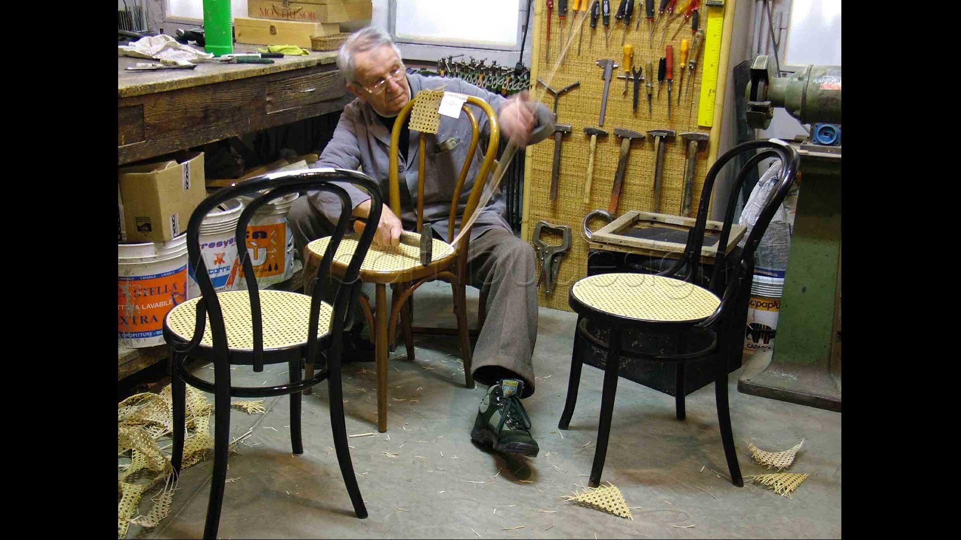 Impagliare sedie   Guida passo passo per un risultato perfetto